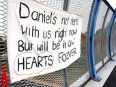 A SUNSHINE Coast MP has backed calls for the overpass where Daniel Morcombe was taken to be painted red as a permanent reminder of the need for child safety.