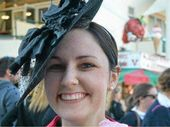 Karena Wilson, nee Purcell, is calling on ladies to be part of the Dirranbandi Showgirls this year. Photo Contributed