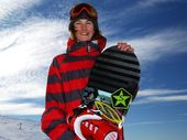 "A ""bright and talented"" teenage snowboarder killed in a fiery car crash was a contender for the Sochi Winter Olympic Games."