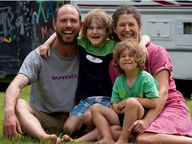 NZ family settle into rural France as they volunteer on farms after leaving busy jobs at home for a life on the road.