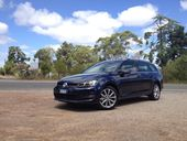 VOLKSWAGEN'S award-winning Mk7 Golf's Australian line-up has been beefed up with the introduction of an attractive wagon version.