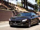 THIS week for blog I am featuring this beautiful 2014 Maserati Quattroporte GTS.