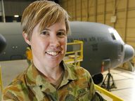 JOINING the Air Force does not mean becoming a pilot – take Squadron Leader Amanda Gosling's word for it.