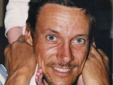 A photo of Brett Peter Cowan, the man accused of killing Daniel Morcombe, as submitted to the court.
