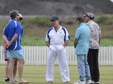 CRCA premier league cricket match between Harwood and Tucabia at Harwood Oval.