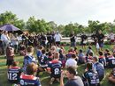 NRL greats visit Homeground in Gladstone