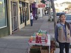 "A GIRL scout has proved it really is ""all about location"" after selling 117 boxes of cookies from her stand outside The Green Cross medical marijuana dispensary."