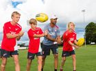 SYDNEY Swans Academy coach Michael O'Loughlin believes young AFL players on the North Coast only need to look to the club's rookie list to find some inspiration.