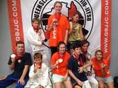 IPSWICH junior martial artists impressed at the recent Brazilian Jiu-Jitsu (BJJ) South East Queensland championships.