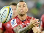 REDS coach Richard Graham says the sport of bagging Quade Cooper's defence is over after backing him to play in the front line against a powerful Waratahs.