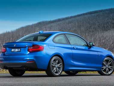 The new BMW 2 Series.