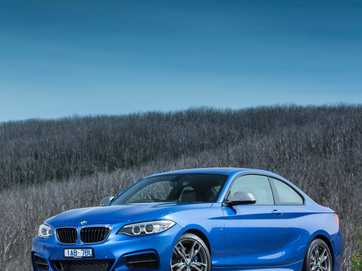 The BMW 2 Series Coupe is about to arrive in showrooms.