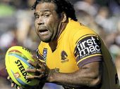 BRISBANE forward Sam Thaiday showed he wasn't a man to hold a grudge after urging early critics to give his coach, Anthony Griffith, a break.