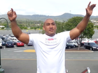 THERE'S more than a touch of Rocky Balboa about humble Aussie Alex Leapai and his unshakeable dream of becoming heavyweight boxing champion of the world.