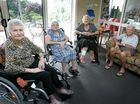 FOR many nursing home residents, 'it don't mean a thing if you ain't got that swing'.