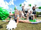 THEY wowed the Ipswich Jets on the field, now Ipswich State High School's dance students have a lot to cheer about.