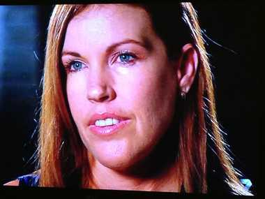 Mercedes Corby speaks to Sunday Night about her sister's release.