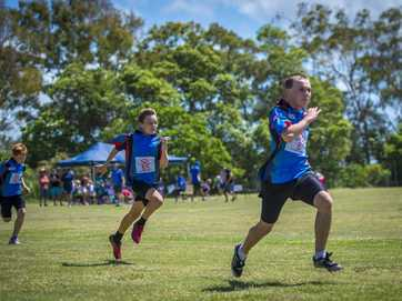 There was plenty of athletics action over the weekend at the Gladstone Athletics Pentathalon at the CQ TAFE oval in Gladstone.