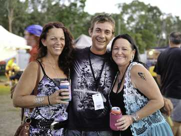 More than 3000 people enjoyed the Agnes Water Blues and Roots Festival over the weekend.