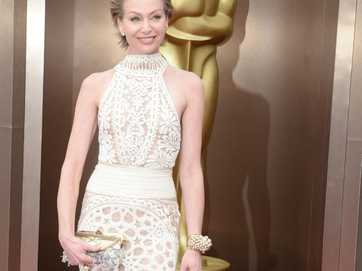 Stars grace the Oscars red carpet at LA's Dolby Theatre.