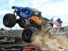 YOU'VE heard about the myth of Big Foot but the name will take on a whole new meaning for Rockhampton monster truck fans in June.