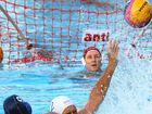 SOUTHERN Cross University got their Far North Coast Water Polo season back on track with a dominant 11-5 win over Lismore in the local derby on Monday night.