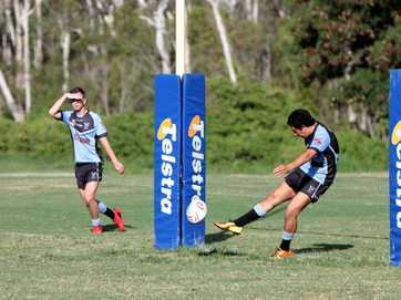 Bribie Warrigals and Nambour Crushers under-18 sides played before the A-grade and reserve side clashed in round one of the Sunshine Coast rugby league competition.