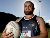 DAMIAN Sironen had a frustrating 2013 spent driving from his home in Coolangatta to train and play for Melbourne Storm feeder club Easts Tigers in Brisbane.