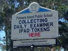 IS YOUR school collecting coupons to win a set of 10 iPads in The Daily Examiner's great competition?