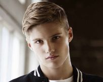 IN LIMELIGHT: East Ipswich schoolboy Nick Truelove, 15, is now represented by modelling agencies in Sydney and New York
