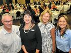 WINNING in business does not mean losing in life was the key message guest speaker Judy Reynolds gave to a crowd at the International Women's Day Luncheon.