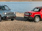 SMALL but capable. That's the ethos behind the new Jeep Renegade.