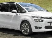 THE future has arrived. Citroen is rightfully sprouting the credentials of its sharp looking new Grand C4 Picasso people-mover.