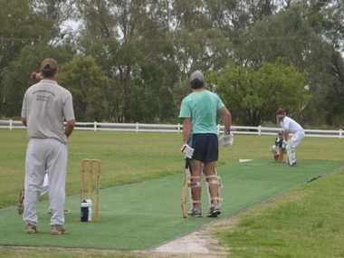 The Roma and District Cricket Twenty20 final is on tonight between Wallumbilla and Injune at Gallas Fox Park in Roma.