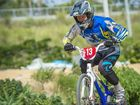 WATCHING his daughters on the track at Harbour City BMX, Ben Guymer finally made the decision to jump on a bike himself and give the berms a go.