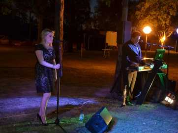 A gala was held on Friday night to celebrate the start of Kingaroy's Wine and Food in the Park Festival.