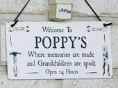 THE sign in front of their home said everything about Bob and Cathy Lawton: Welcome to Poppy's – Where memories are made and Grandchildren are spoilt.