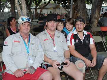 More than 560 people entered VMR Family Fishing Competition in Hervey Bay.
