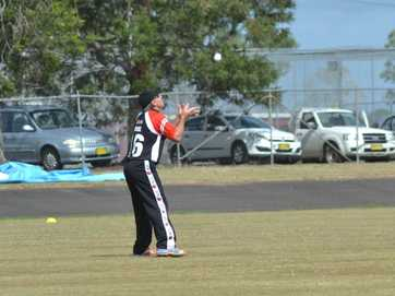 Casino District Cricket Association vs ACA Masters at Casino on Sunday, March 9.