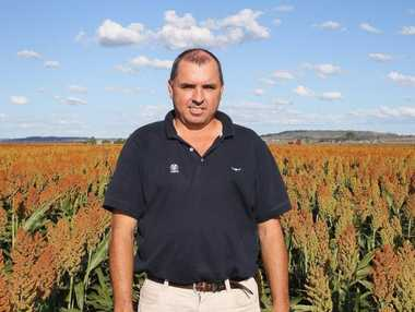Graincorp's Brad Taylor says the potential for decent sorghum exports to China exists despite crippling drought in eastern Australia.