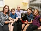 A NOOSAVILLE doctor is fighting to stay in Australia after his middle son, who has intellectual impairment and epilepsy, failed the health assessment component of a permanent visa application.