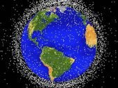 SCIENTISTS in Australia say they have begun work on a project that will see lasers fired from Earth to blast away tonnes of space debris orbiting our planet.