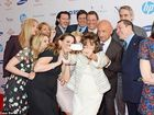 JOAN Collins posted a selfie of herself and British celebrities at the Prince's Trust Awards last night in a bid to recreate Ellen DeGeneres's famous selfie