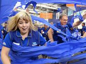 MASTERS' $25 million investment in its new Ipswich home improvement superstore has been officially revealed.
