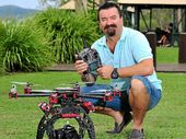 A NOOSA operator is hoping to use drones to unlock the town's tourism potential.