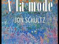 The Local artist Jon Schultz introduces his exhibition A LA MODE, showing his way to interpret his surrounding environment with vibrant colors and textures.