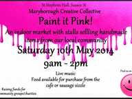 Paint it Pink indoor markets