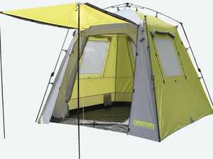 Experts' pick of the best camping products
