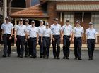 FORMER St Joseph's College student Heidi Chilcott is one of 10 new police constables hitting the beat in the Toowoomba district.