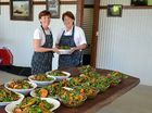 THE term 'paddock to plate' was revitalised at the Southern Downs Harvest Lunch at which guests literally saw the paddocks where the food had come from.
